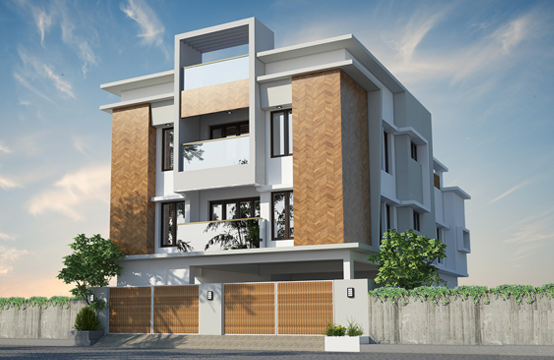 Appartment for sale in Sholinganallur