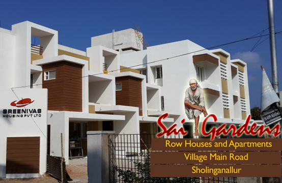 Flats for sale in Perumbakkam Chennai